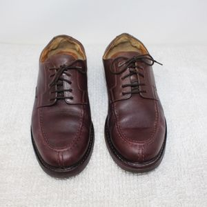 Mephisto Air Relax Maroon Leather Goodyear Welt